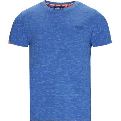 Regular | T-shirts | Blå